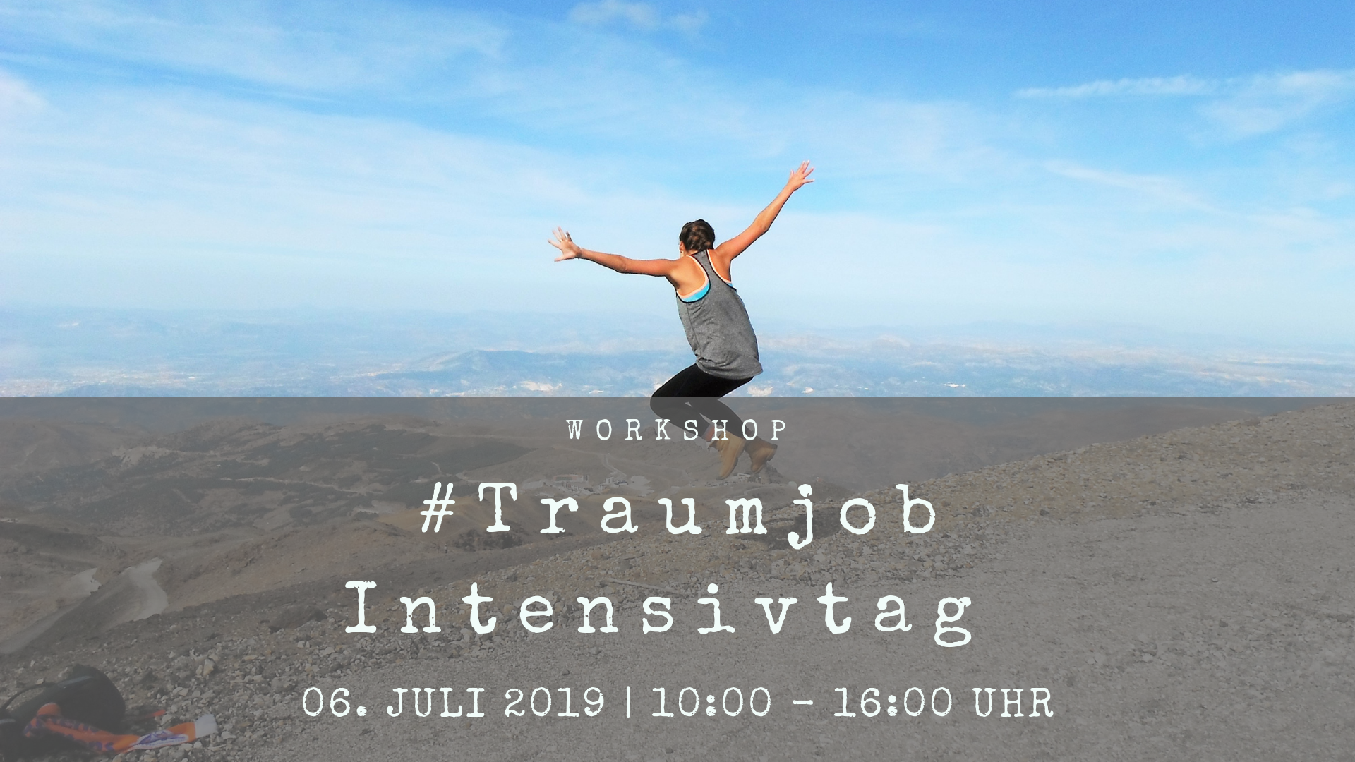 #Traumjob - Intensivtag